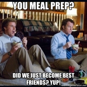 Meal prep meme