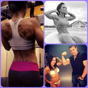 PicMonkey Collage Vanessa Fitness