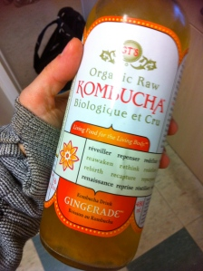 Taste verdict: VERY GOOD! The chia is too subtle in flavour, this one is stronger.