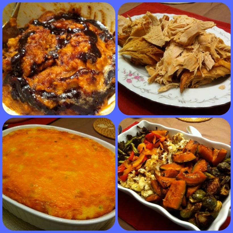 Thanksgiving PicMonkey Collage