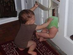 little push