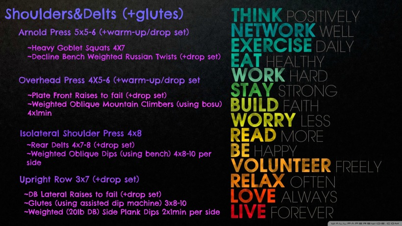 Fitness background 8