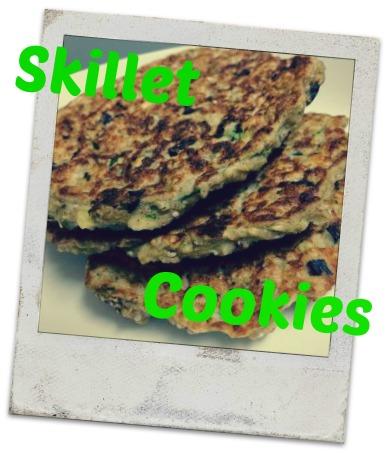 skillet cookies